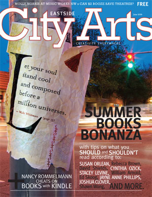 City arts books cover